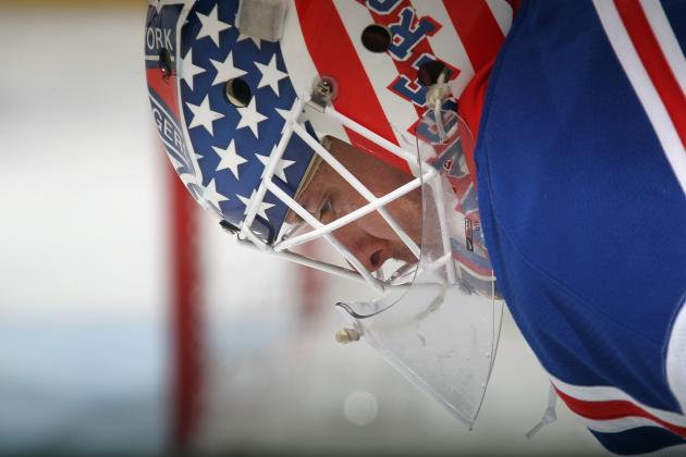Rangers Hoping to Keep Backup Goalie Biron