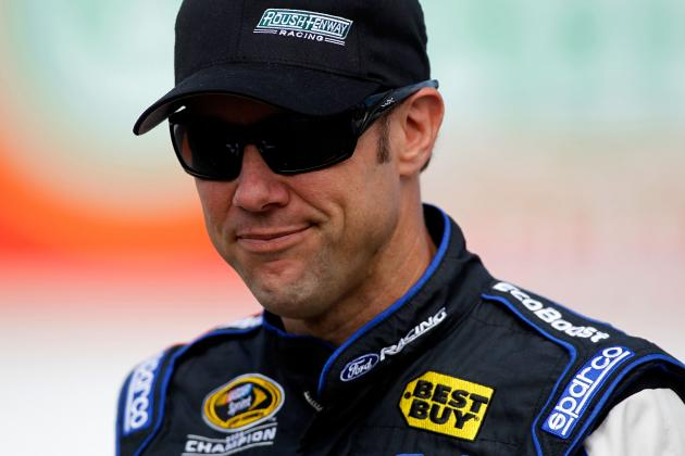 Matt Kenseth: NASCAR Points Leader to Depart from Roush Fenway