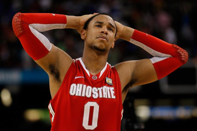 Jared Sullinger: Pistons Shouldn't Trade Back into 1st Round for Risky OSU Star