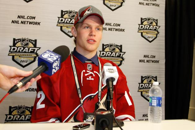 2012 NHL Draft Grades: Biggest Reaches in First Round