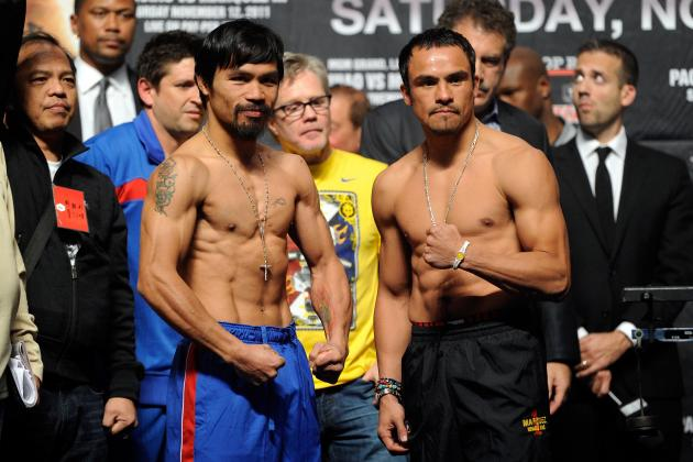 Manny Pacquiao: All Options on Table, Including Mayweather