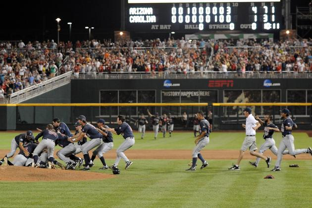 College World Series 2012 Finals: South Carolina Offense Thwarted by Arizona