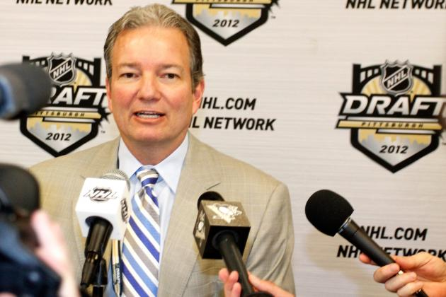 Shero: 'Not Looking to Trade Paul Martin'