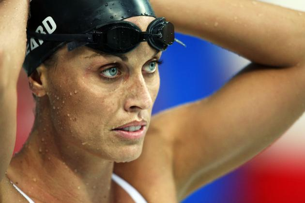 Amanda Beard: US Swimmer Too Busy to Focus on Olympic Comeback?