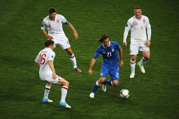 Euro 2012: Why Italy's Andrea Pirlo Is the Tournament's Biggest Star