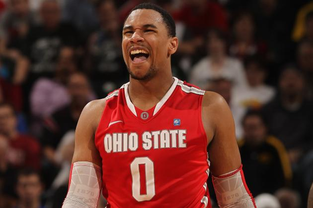 NBA Draft Rumors: Why Detroit Pistons Shouldn't Trade Back for Jared Sullinger