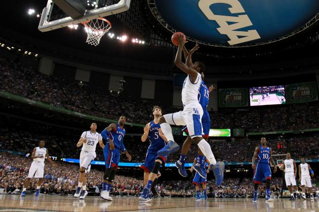 Michael Kidd-Gilchrist: Is Kentucky Standout Poised to Have Best NBA Career?