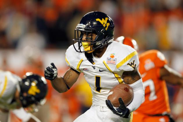 West Virginia Football: Why Tavon Austin Will Light Up the Big 12 in 2012