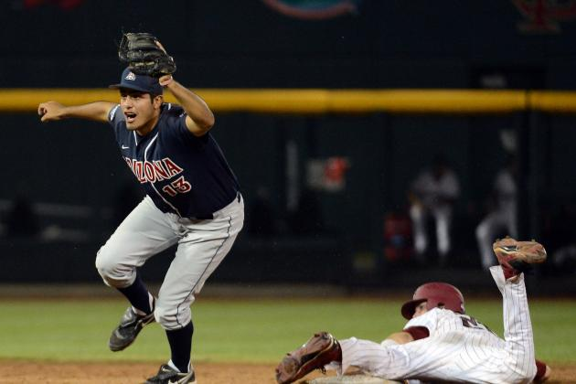 College World Series 2012: Arizona Wildcats' Victory Benefits College Baseball