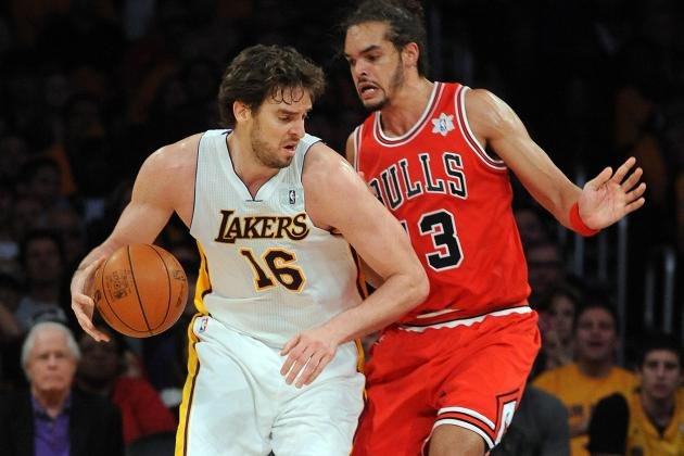 NBA Trade Speculation: What It Would Take to Move Pau Gasol to Chicago Bulls