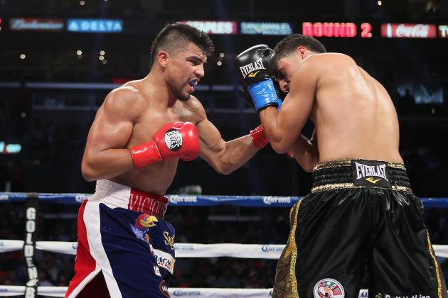 Why Victor Ortiz Shouldn't Be Criticized for Quitting Against Josesito Lopez