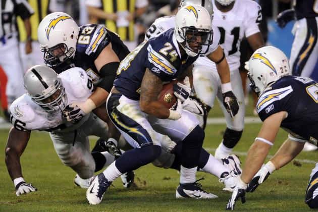 Fantasy Football 2012: Expanded Breakdown of Latest Mock Draft, Rounds 1-4