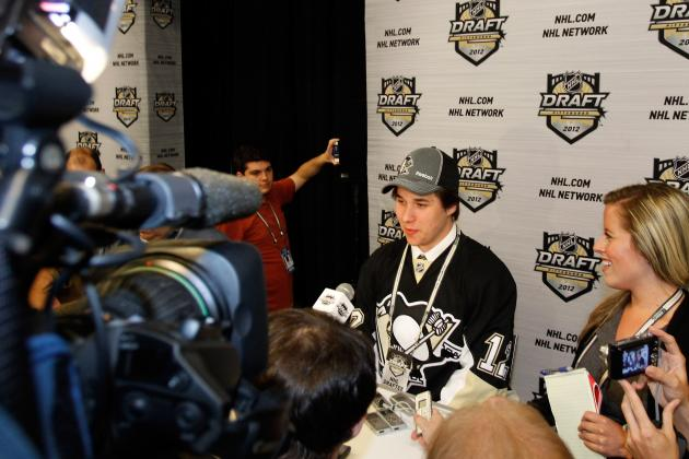 2012 NHL Draft Grades: Teams That Addressed Glaring Needs