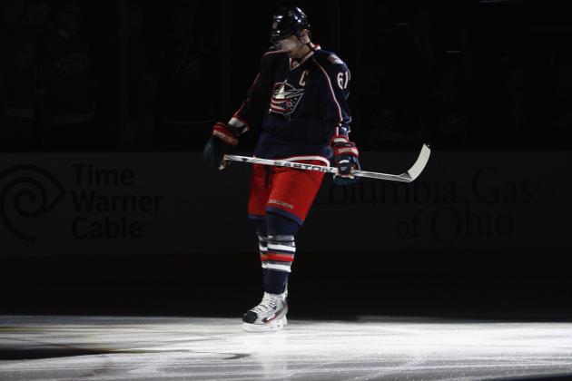 NHL Trade Rumors: San Jose Sharks Must Find Alternative to Rick Nash