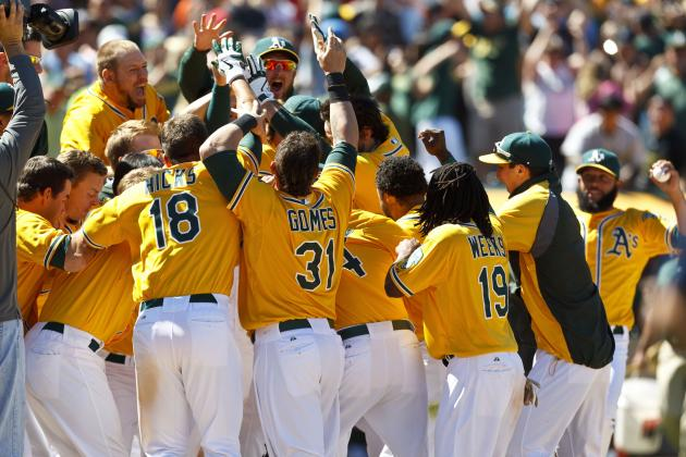 Tim Kawakami: Oakland A's Have Been Decent and Interesting