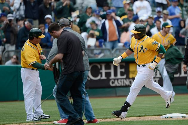 Cespedes Set for Return to Outfield Tuesday