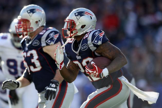 Breaking Down Stevan Ridley's Fumbles, and Why They're Correctable