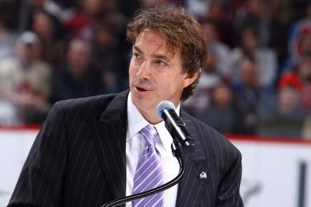 Hockey Hall of Fame: Sakic, Bure, Sundin, and Oates Are 2012 Inductees