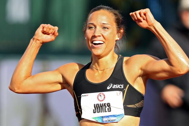 Why Lolo Jones Has More Pressure Than Any Other American at 2012 Olympics