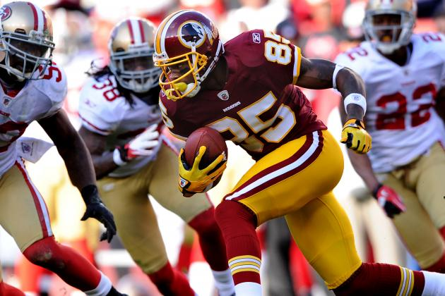 Washington Redskins: Sizing Up the Competition at Wide Receiver