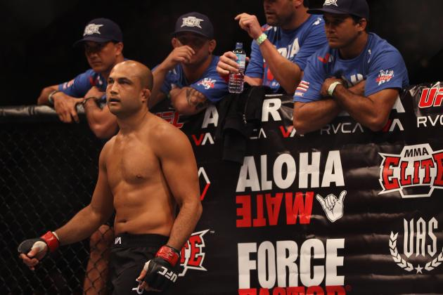 UFC 152: B.J. Penn Extends VADA Challenge to Rory MacDonald