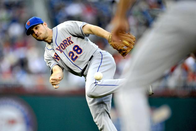 New York Mets: Why Daniel Murphy's Starting Job at Second Base Is in Jeopardy