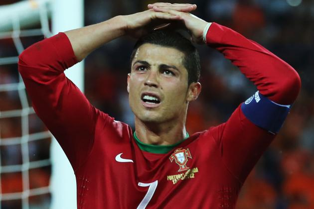 Cristiano Ronaldo: Portugal Star Will Struggle Against Talented Spain Defense