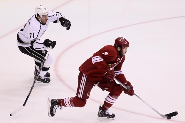 Time Is Right for Phoenix Coyotes to Deal Keith Yandle