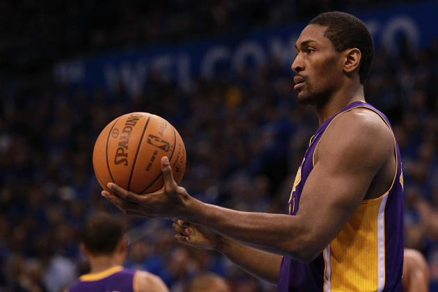 NBA Draft Rumors: Metta World Peace Isn't Worth First Round Pick