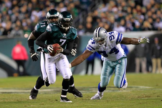 Dallas Cowboys Trying to Fuel Rivalry with Birthday Tweet to Michael Vick?