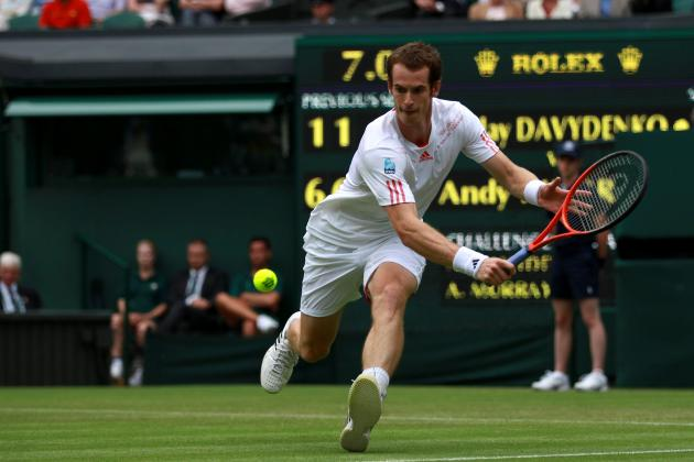 Wimbledon 2012: Andy Murray's Strong Start Gives Brits Hope of Title