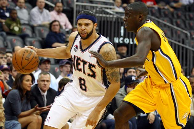 NBA Free Agents 2012: Pros and Cons of Deron Williams Staying with Brooklyn Nets