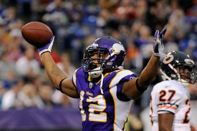 Minnesota Vikings 2012: Percy Harvin Helps Christian Ponder and Team Develop