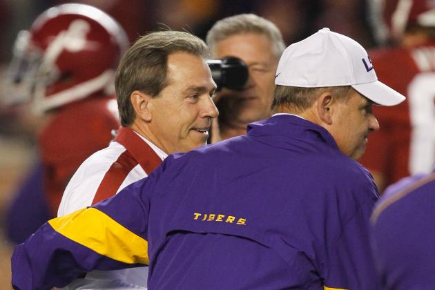 LSU Football: Why Les Miles Must Beat Nick Saban on 2013 Recruiting Trail