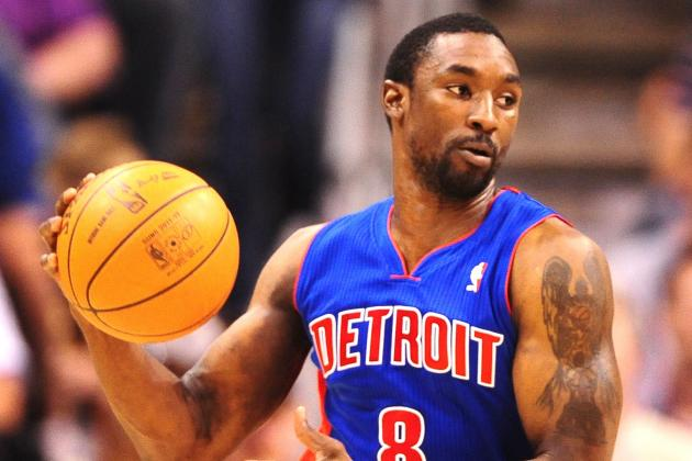 Detroit Pistons Reportedly Trade Ben Gordon to Charlotte Bobcats