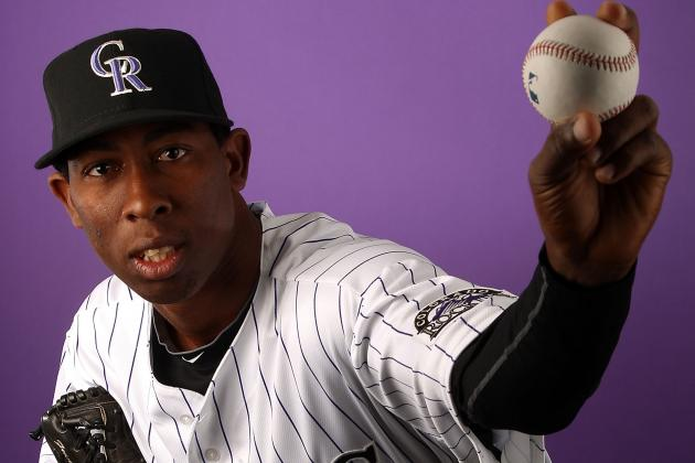 Edwar Cabrera Called Up by Colorado Rockies from Double-a Tulsa