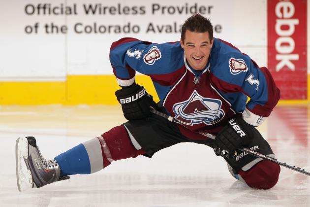 Colorado Avalanche: Avs Sign Shane O'Brien to 3-Year Deal
