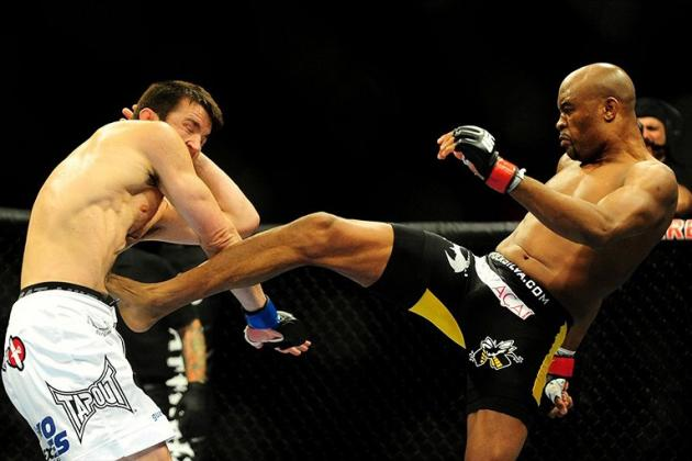 Which Anderson Silva Will We See Fight at UFC 148?