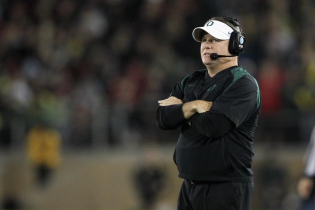 Oregon Football: Is Chip Kelly Really on the Hot Seat?