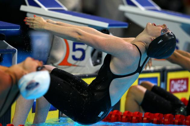 US Olympic Swimming Team 2012: Missy Franklin Shines in US Trials Debut