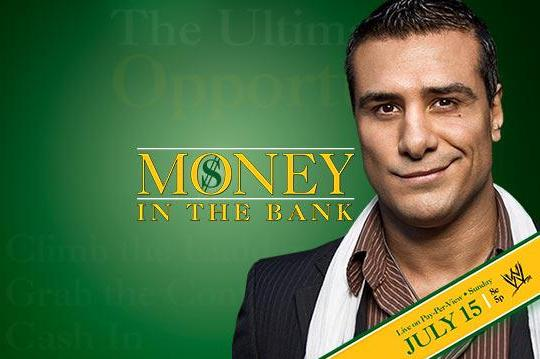 5 Participants in World Championship Money in the Bank Match Revealed