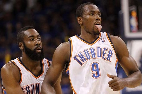 James Harden or Serge Ibaka: Who Stays and Who Goes?