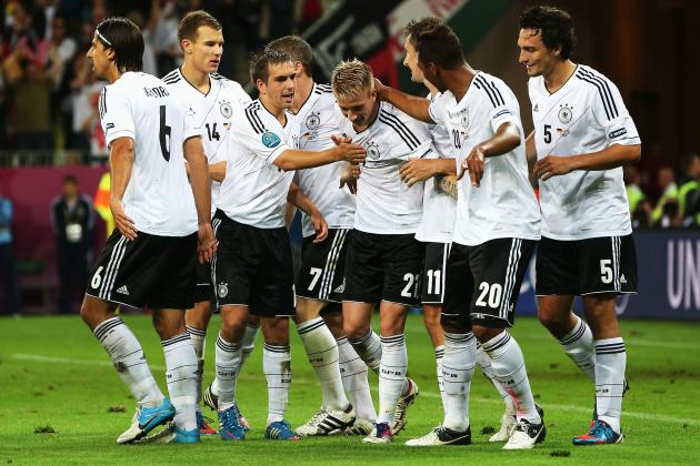 Euro 2012: Semifinals Odds, Preview and Prediction for Germany vs. Italy