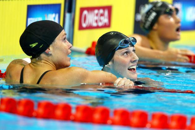 US Olympic Swimming Trials 2012: Has Missy Franklin Overtaken Natalie Coughlin?