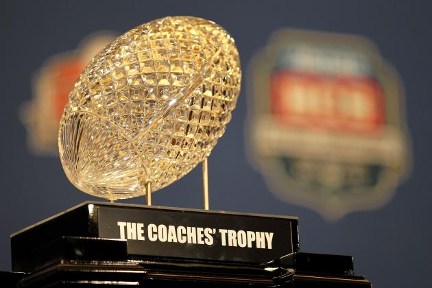 BCS Playoff Covers Up Deeper Issues Surrounding
