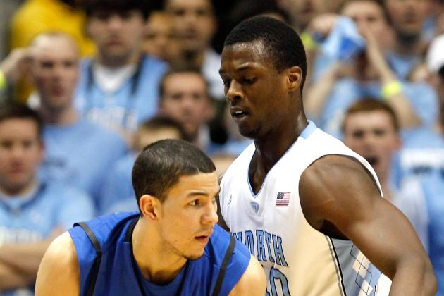 Austin Rivers vs. Harrison Barnes: Which Underclassman Has More NBA Upside?