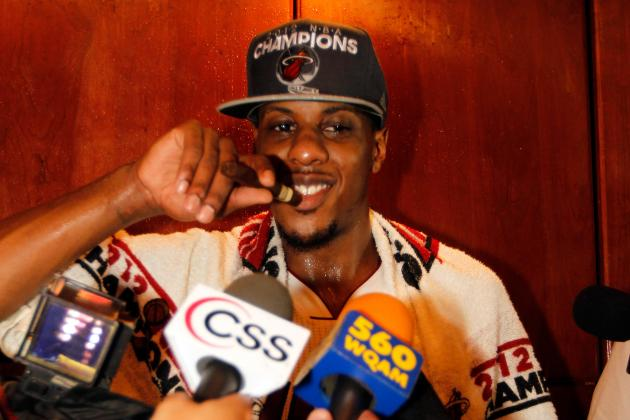 Mario Chalmers Shows Why He Is Essential to This Miami Heat Team
