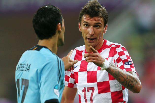 Agent Confirms Mandzukic Will Move to Bayern