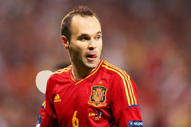 Spain's Tiki-Taka Dynasty Is 2 Games Away from Achieving True Greatness