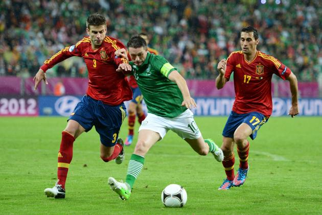 Portugal vs. Spain Live Stream: Online Viewing Info for Euro 2012 Semifinals
